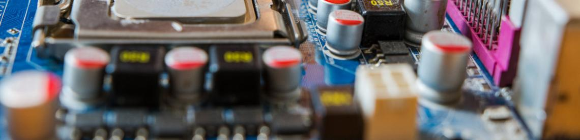 We are designers and manufacturers of electronic equipment